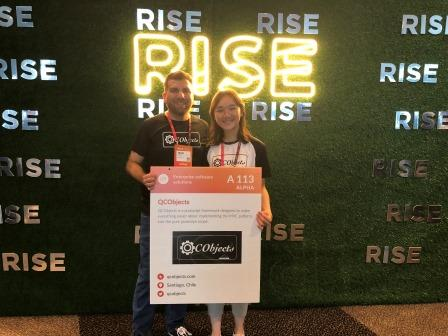 QCObjects at RISE